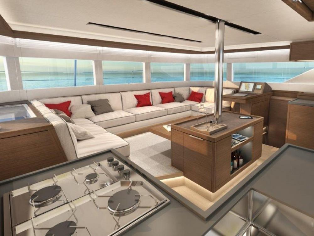 Rental Catamaran in Álimos - Lagoon Lagoon 50