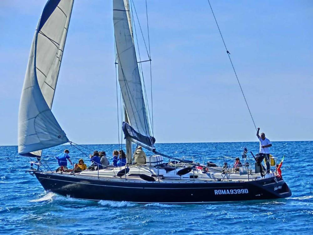 Rental yacht San Vincenzo - Comar Comar Genesi 43 on SamBoat