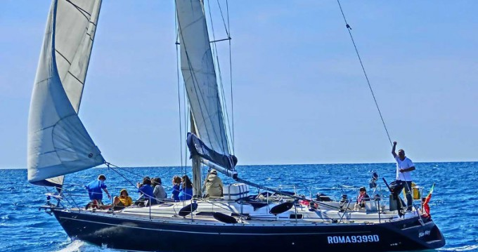 Rental Sailboat in San Vincenzo - Comar Comar Genesi 43