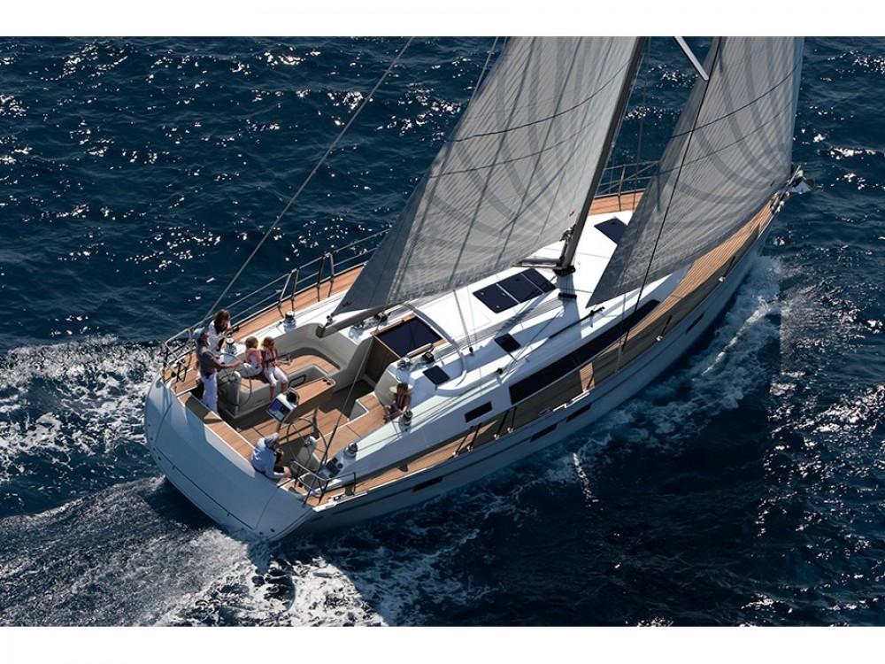 Bavaria Bavaria Cruiser 46 between personal and professional San Vincenzo