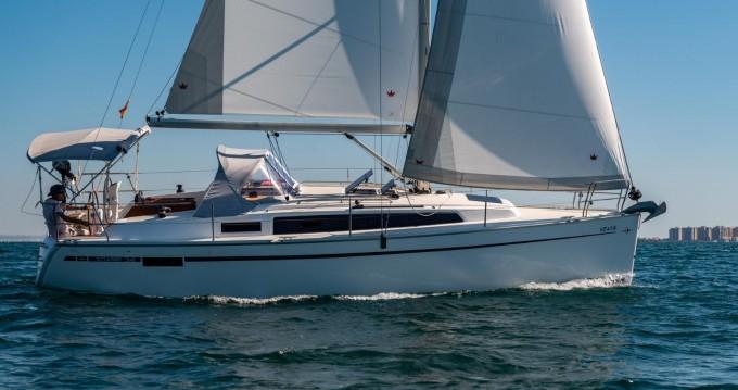 Boat rental Murcia cheap Bavaria 34 Cruiser