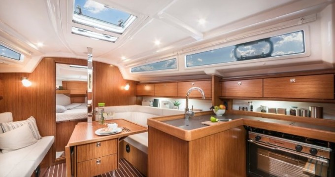 Hire Sailboat with or without skipper Bavaria Murcia