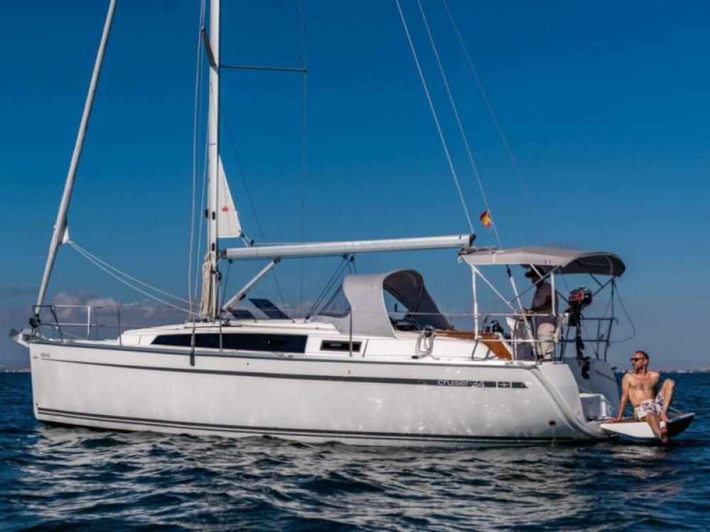 Bavaria Bavaria 34 Cruiser between personal and professional Puerto Deportivo Tomás Maestre