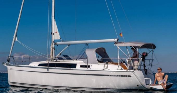 Boat rental Bavaria Bavaria 34 Cruiser in Murcia on Samboat