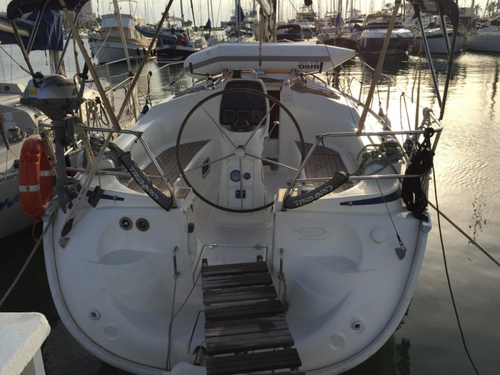 Hire Sailboat with or without skipper Bavaria Puerto Deportivo Tomás Maestre