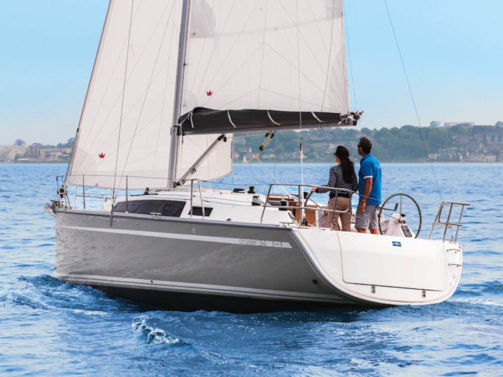 Sailboat for rent Puerto Deportivo Tomás Maestre at the best price
