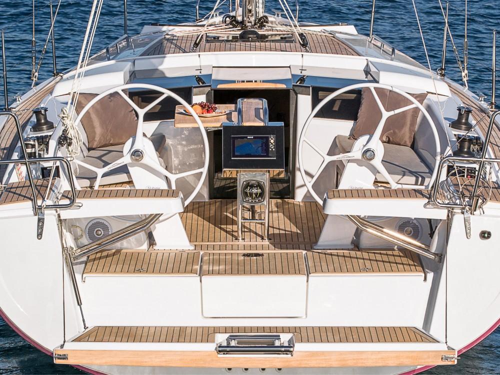 Rent a Hanse Hanse 388 Puerto Deportivo Tomás Maestre