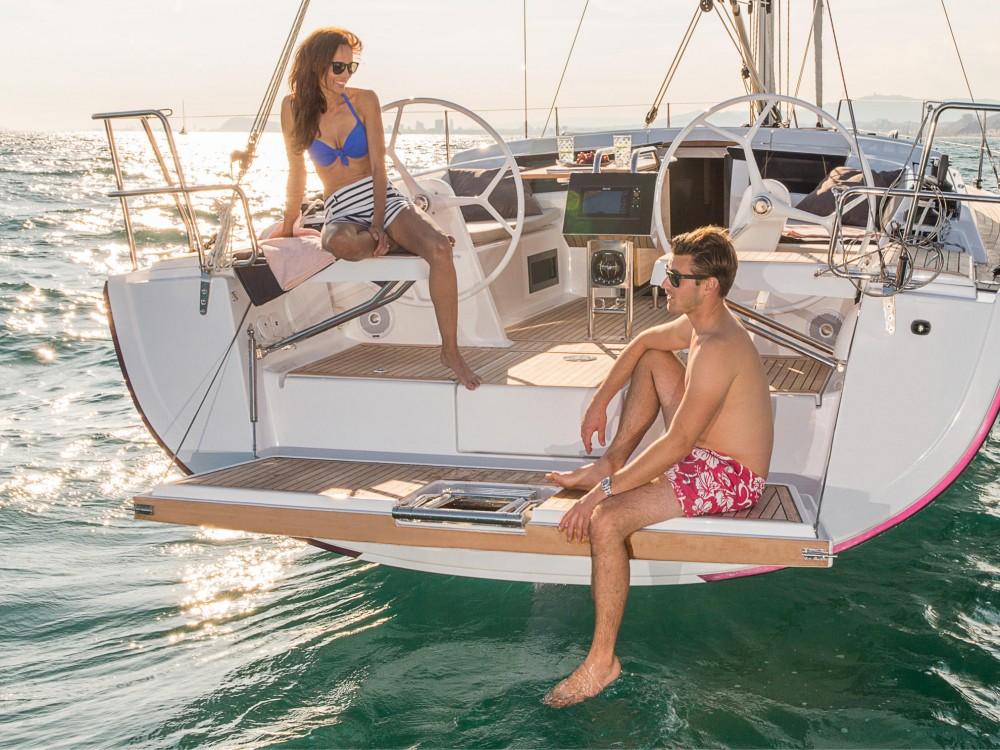 Hire Sailboat with or without skipper Hanse Puerto Deportivo Tomás Maestre