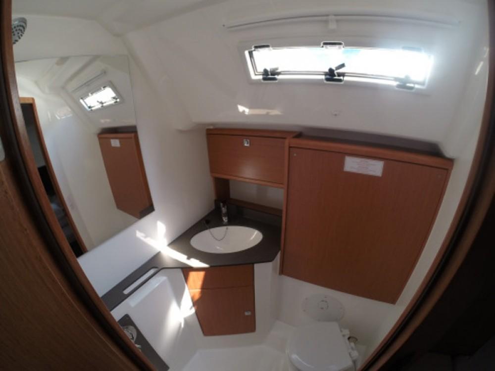 Rent a Bavaria Bavaria Cruiser 46 Marina Zadar
