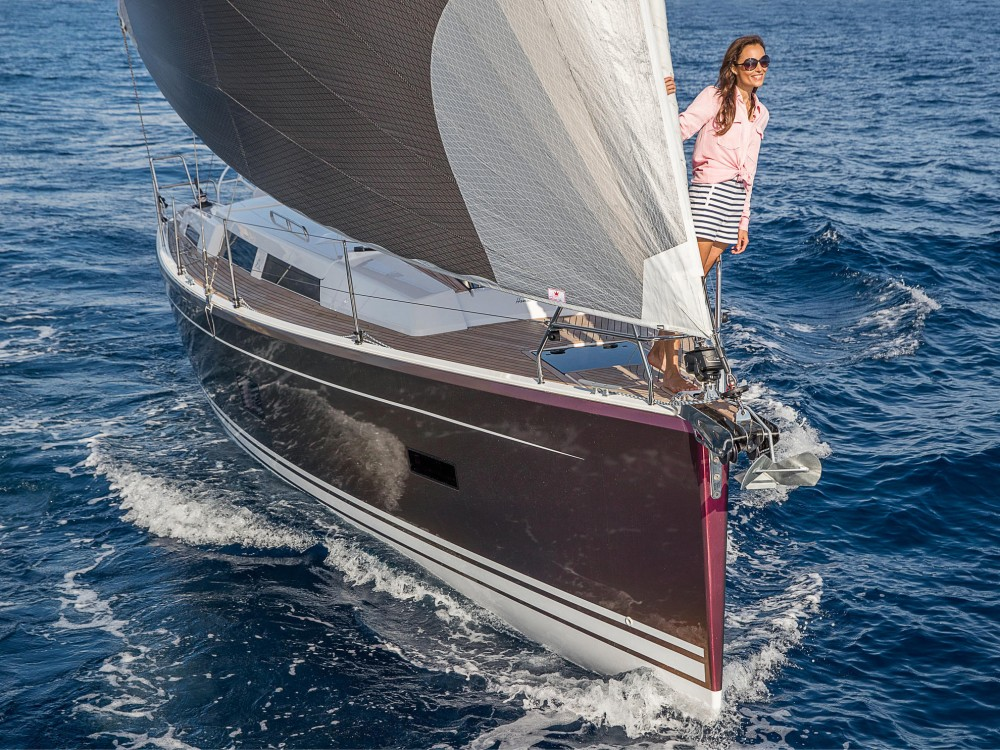 Hire Sailboat with or without skipper Hanse Murcia