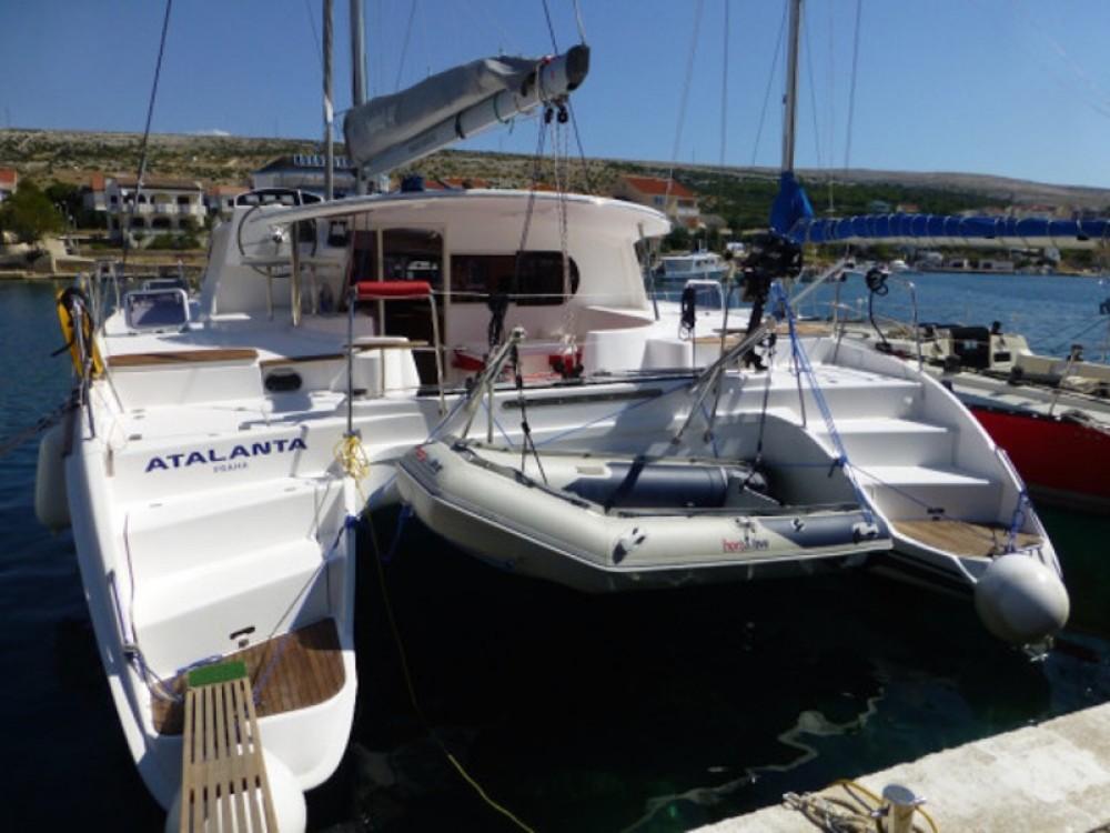 Boat rental Nautitech Nautitech 441 in Marina Zadar on Samboat