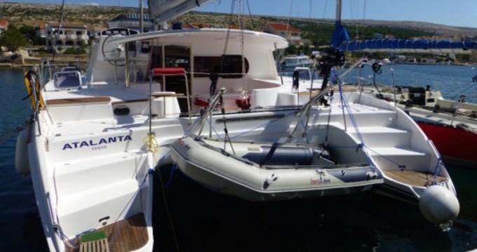 Boat rental Nautitech Nautitech 441 in Zadar on Samboat