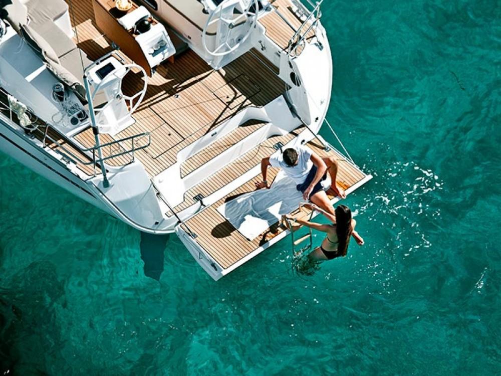 Bavaria Bavaria Cruiser 46 between personal and professional Grad Zadar