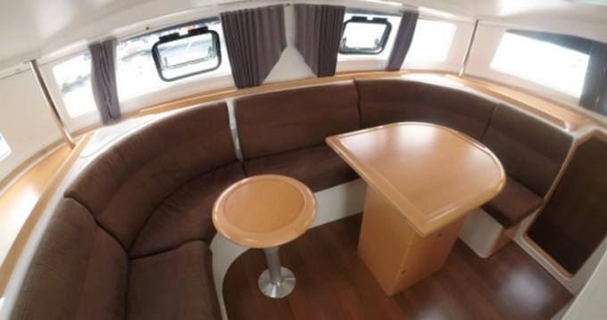 Boat rental Zadar cheap Nautitech 441