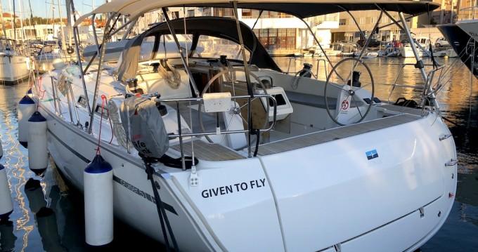 Rent a Bavaria Cruiser 51 Zadar
