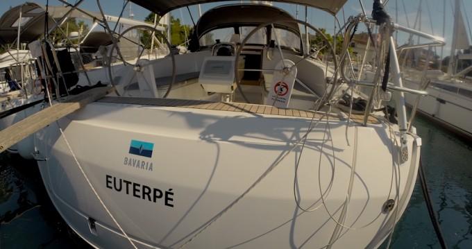 Bavaria Cruiser 41 between personal and professional Zadar