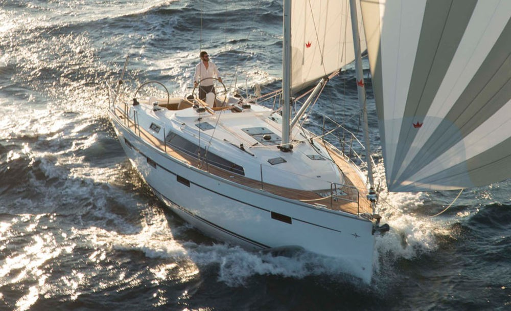 Rental Sailboat in Grad Zadar - Bavaria Bavaria Cruiser 41