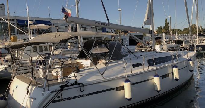 Rental Sailboat in Zadar - Bavaria Cruiser 46