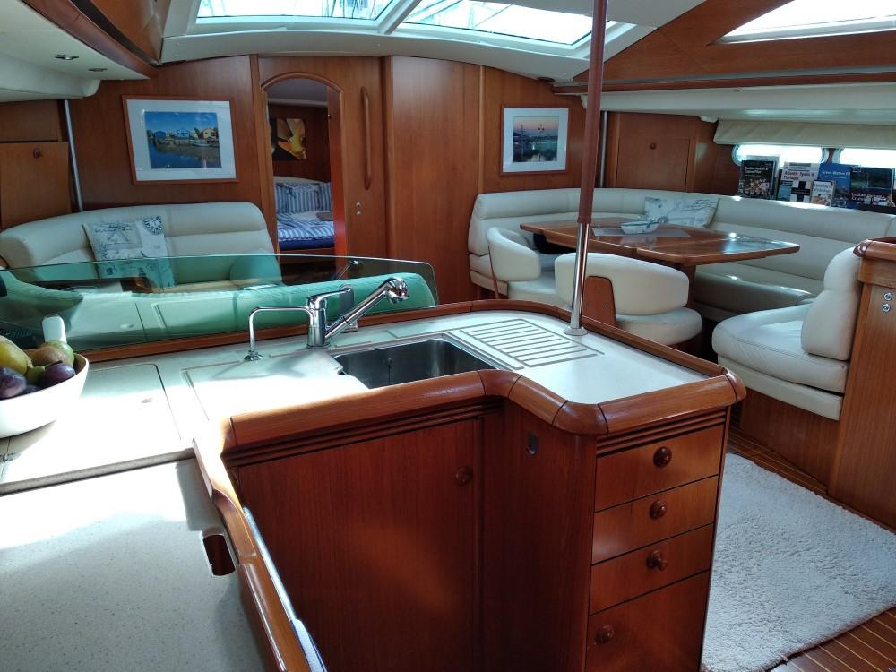 Rent a Jeanneau Sun Odyssey 54DS Lefkada