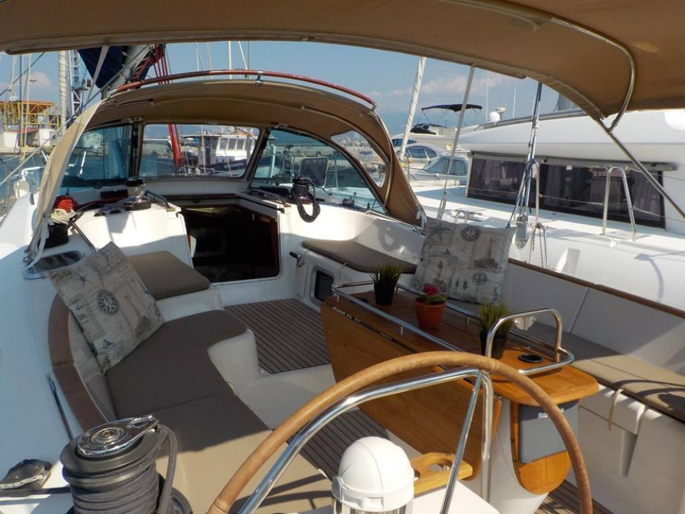 Rental yacht Lefkada - Jeanneau Sun Odyssey 54DS on SamBoat