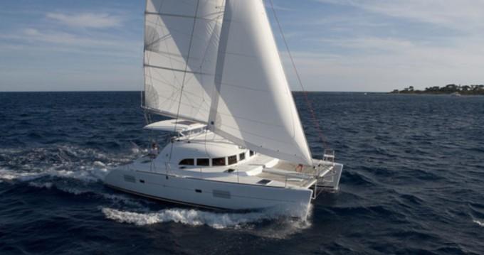 Boat rental Capo d'Orlando cheap Lagoon 380 S2