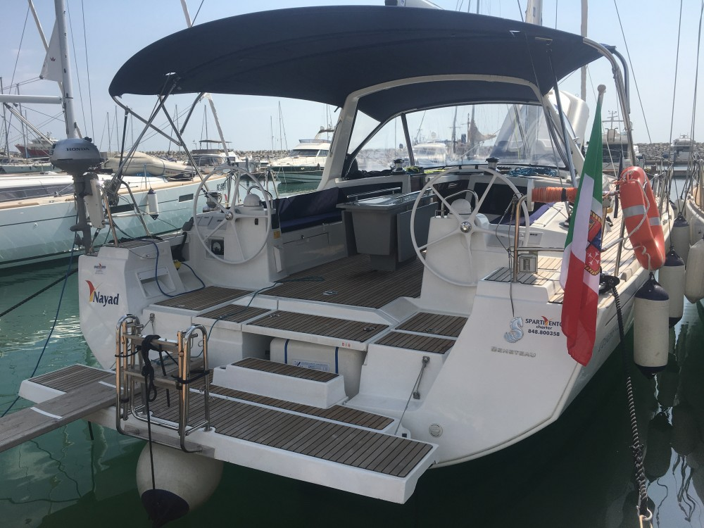 Rental Sailboat in  - Bénéteau Oceanis 48