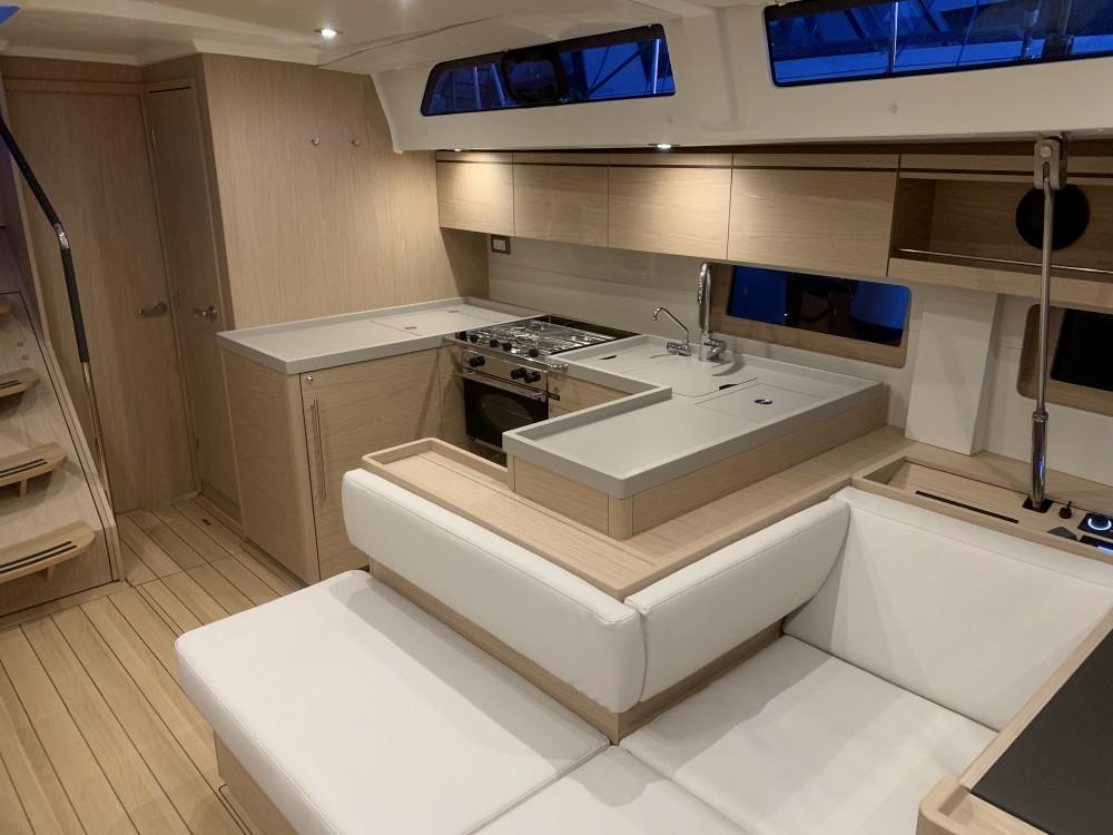 Boat rental Marina d'Arechi cheap Oceanis 51.1 (Gen+A/C)
