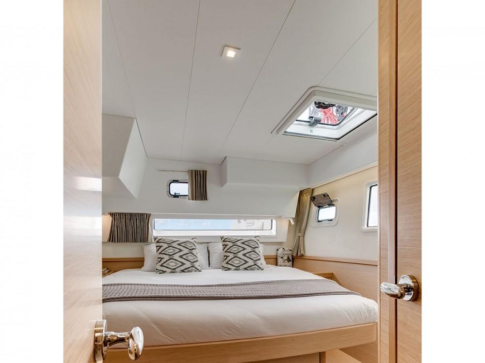 Rental Catamaran in Salerno - Lagoon Lagoon 42 (Gen+A/C+WM)