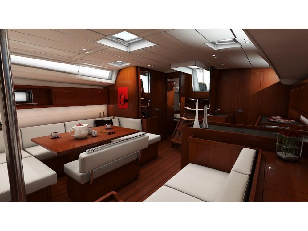 Rental yacht Capo d'Orlando Marina - Bénéteau Oceanis 48 (4cab) on SamBoat