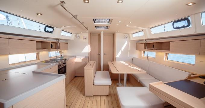 Rental yacht Salerno - Bénéteau Oceanis 46.1 on SamBoat