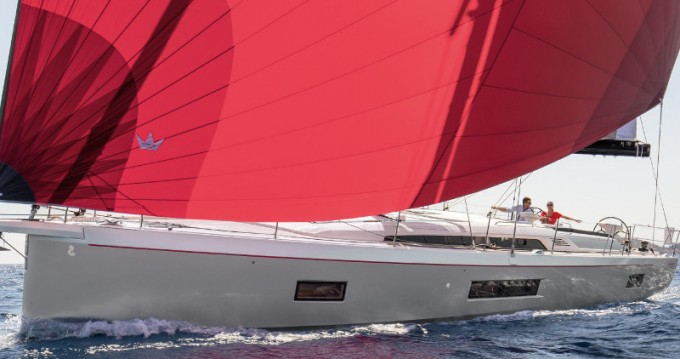 Rental Sailboat in Capo d'Orlando - Bénéteau Oceanis 51.1