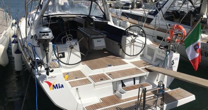 Boat rental Marina di Portorosa cheap Oceanis 41 Style