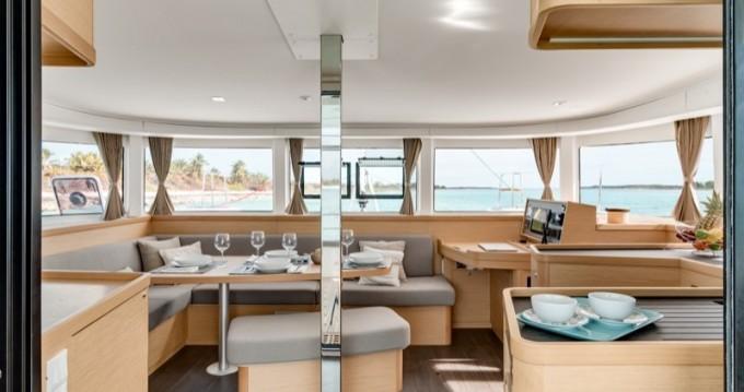 Rental Catamaran in Salerno - Lagoon Lagoon 42