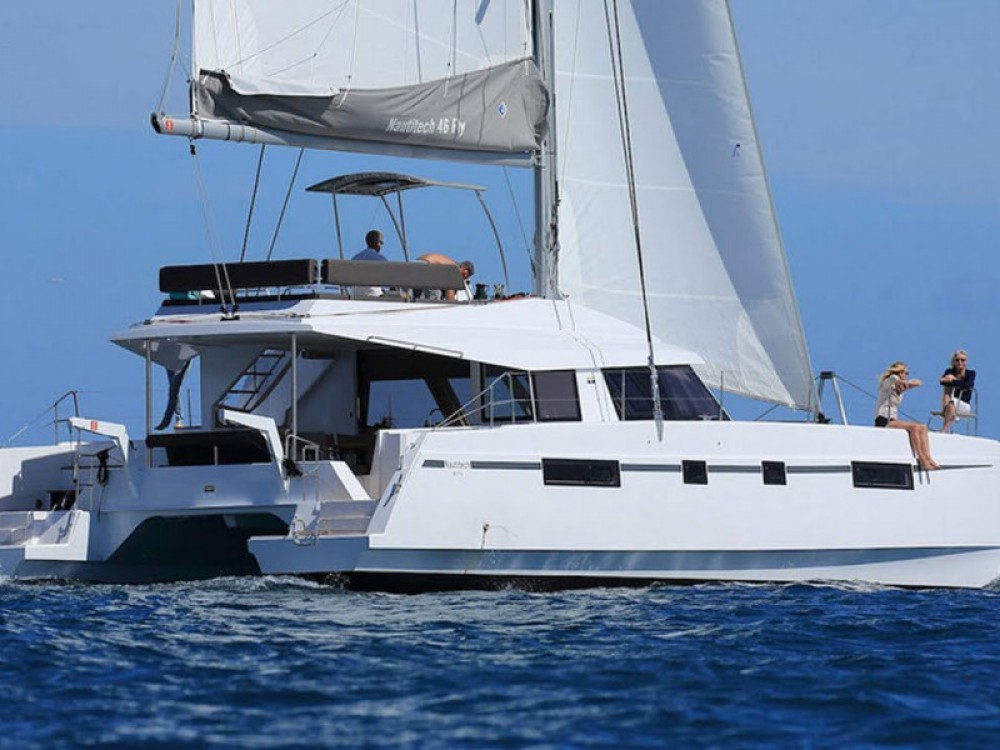 Rent a Nautitech Nautitech 46 Fly Capo d'Orlando Marina