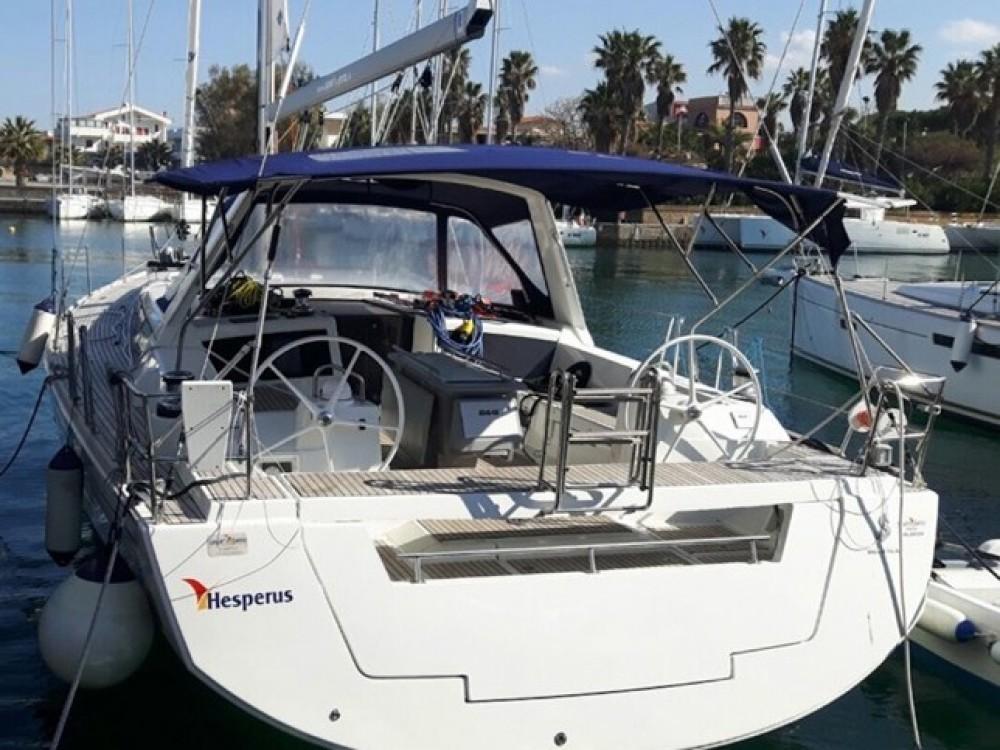 Sailboat for rent Furnari at the best price