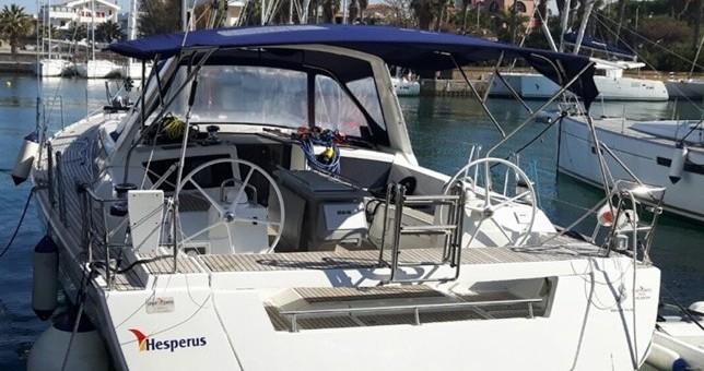 Sailboat for rent Marina di Portorosa at the best price