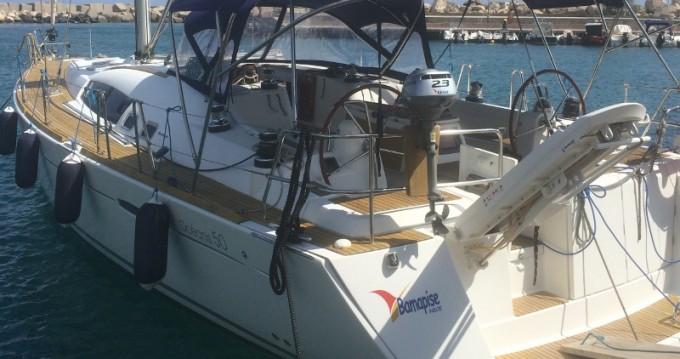 Rent a Bénéteau Oceanis 50 Marina di Portorosa