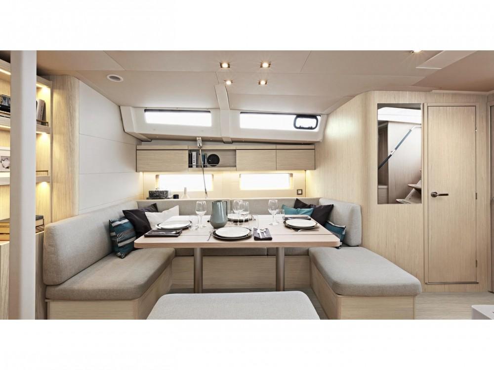 Rental yacht Furnari - Bénéteau Oceanis 46.1 (bunk cab) on SamBoat
