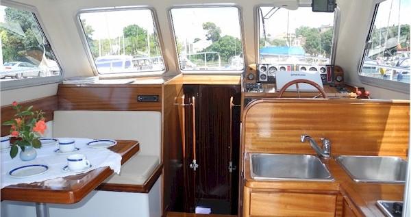 Rental Motorboat in Zadar - Sas Vektor ADRIA 1002