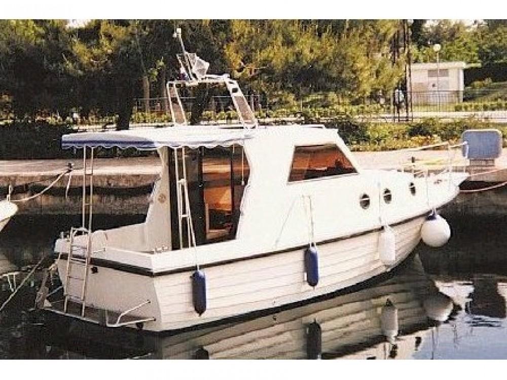 Rental yacht Općina Sali - Sas Vektor Adria 28 Luxus on SamBoat