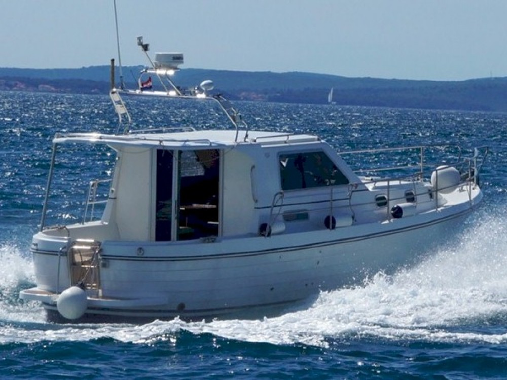Rent a Sas Vektor ADRIA 1002 Marina Zadar