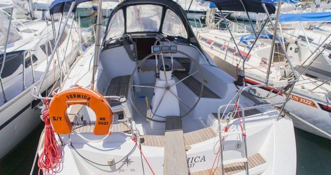 Boat rental Préveza cheap Sun Odyssey 36i