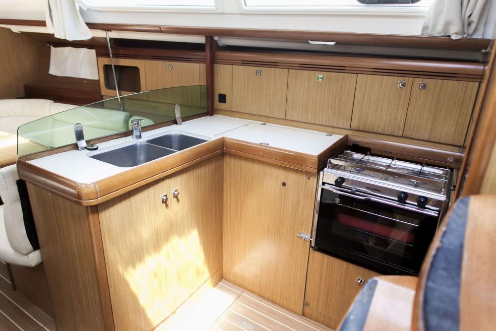 Rental Sailboat in Alimos Marina - Jeanneau Sun Odyssey 36i