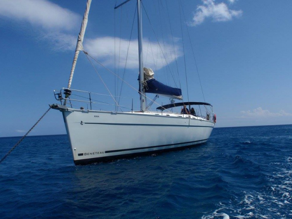 Rental yacht Alimos Marina - Bénéteau Cyclades 50.5 on SamBoat