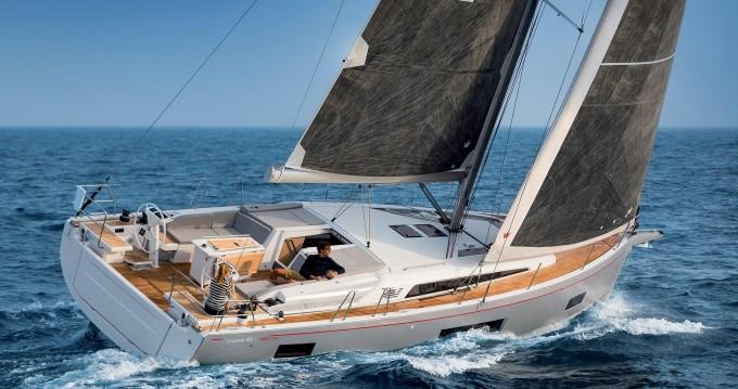Boat rental Municipal Unit of Lefkada cheap Oceanis 461