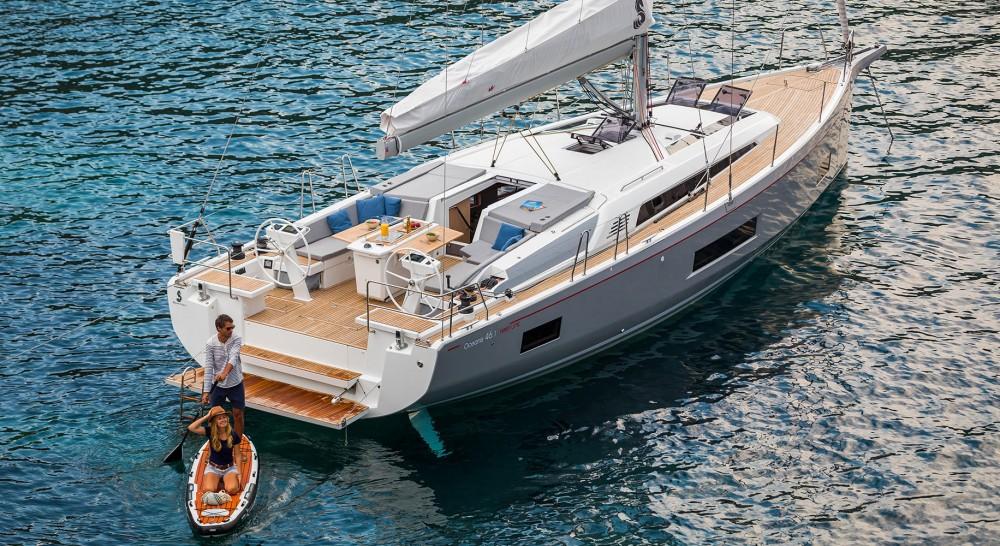 Boat rental Bénéteau Oceanis 461 in Lefkada on Samboat