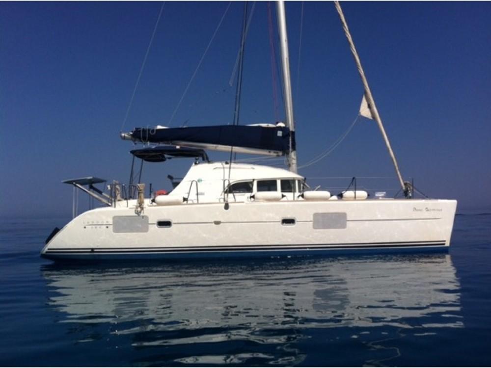 Rental Catamaran in Préveza - Lagoon Lagoon 380