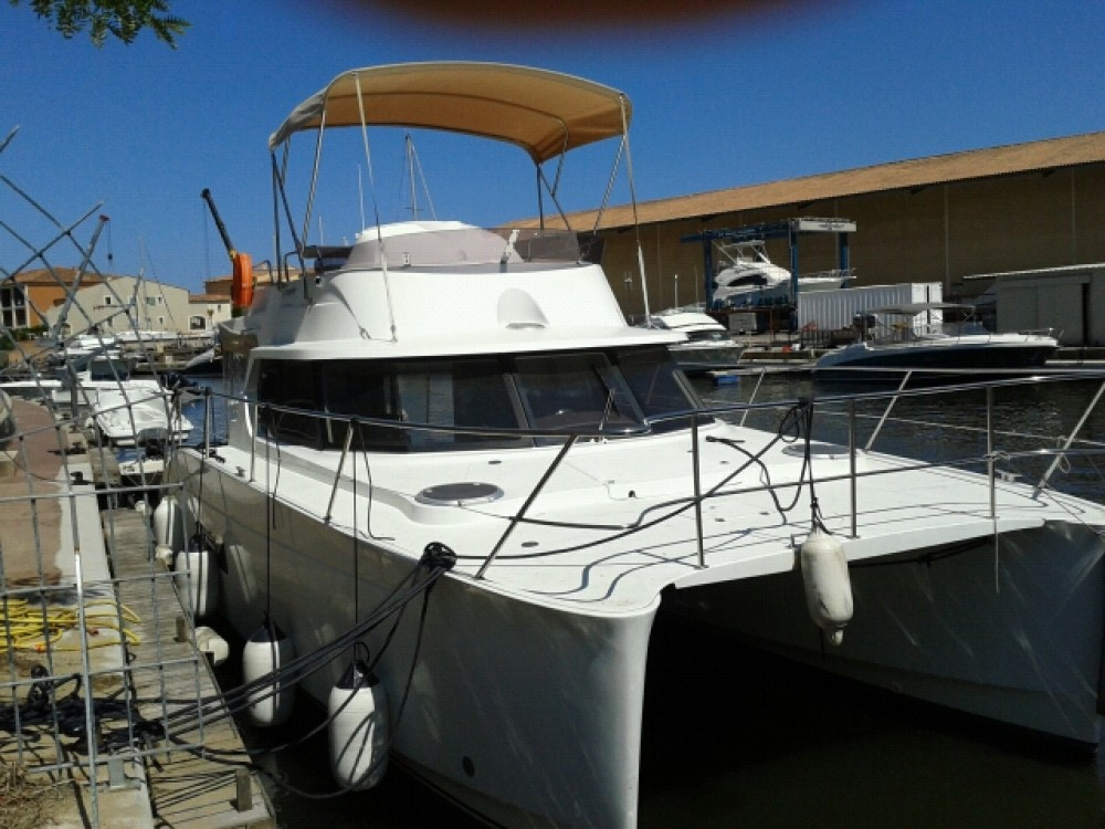Boat rental Fountaine Pajot Highland 35 in Gassin on Samboat