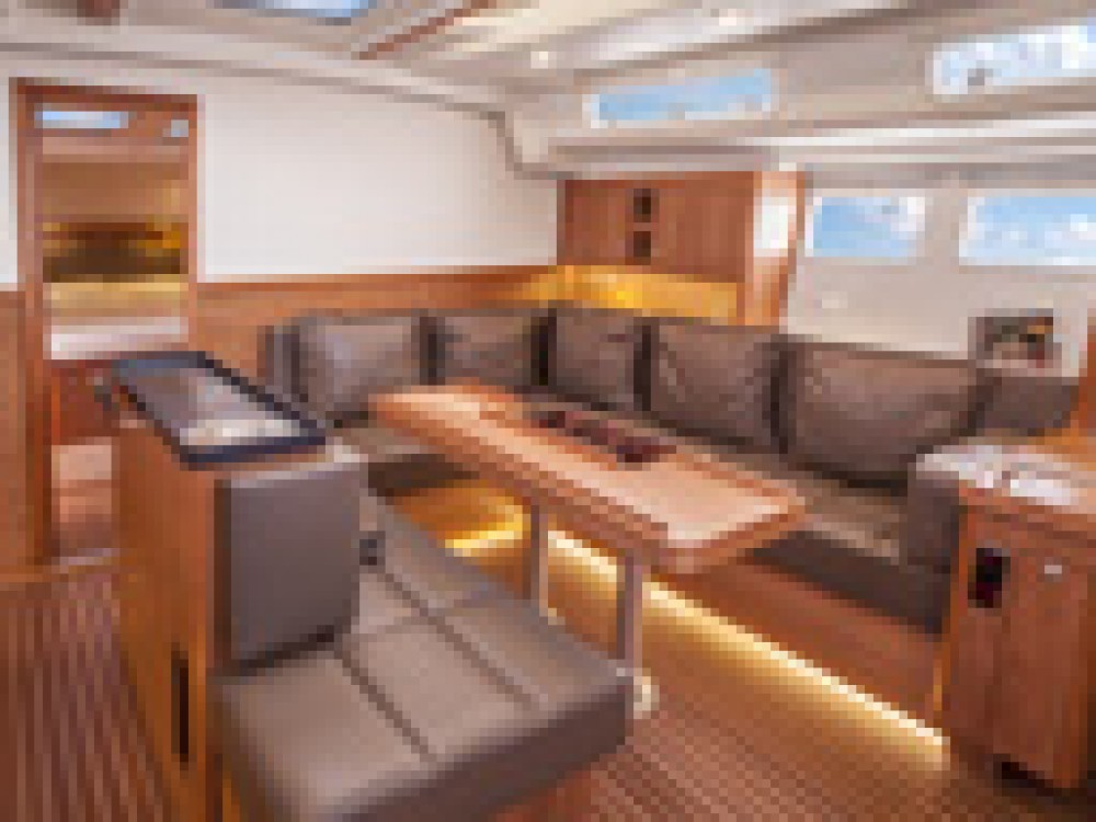 Hanse Hanse 505 between personal and professional