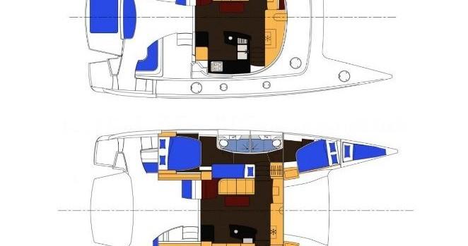 Boat rental Cogolin cheap Salina 48